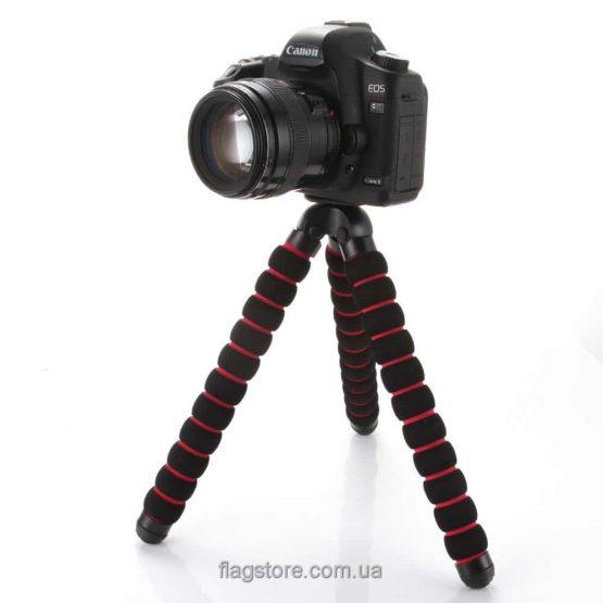 гибкий штатив для фотоаппарата