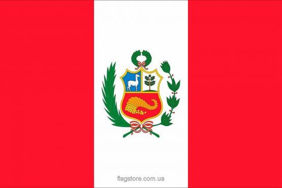 Купити прапор Перу