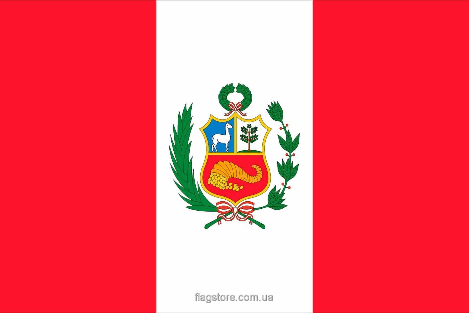 Купить флаг страны Перу