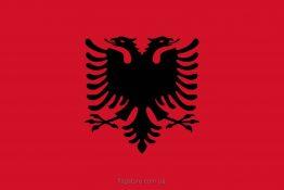 Купити прапор Албанії (країни Албанія)