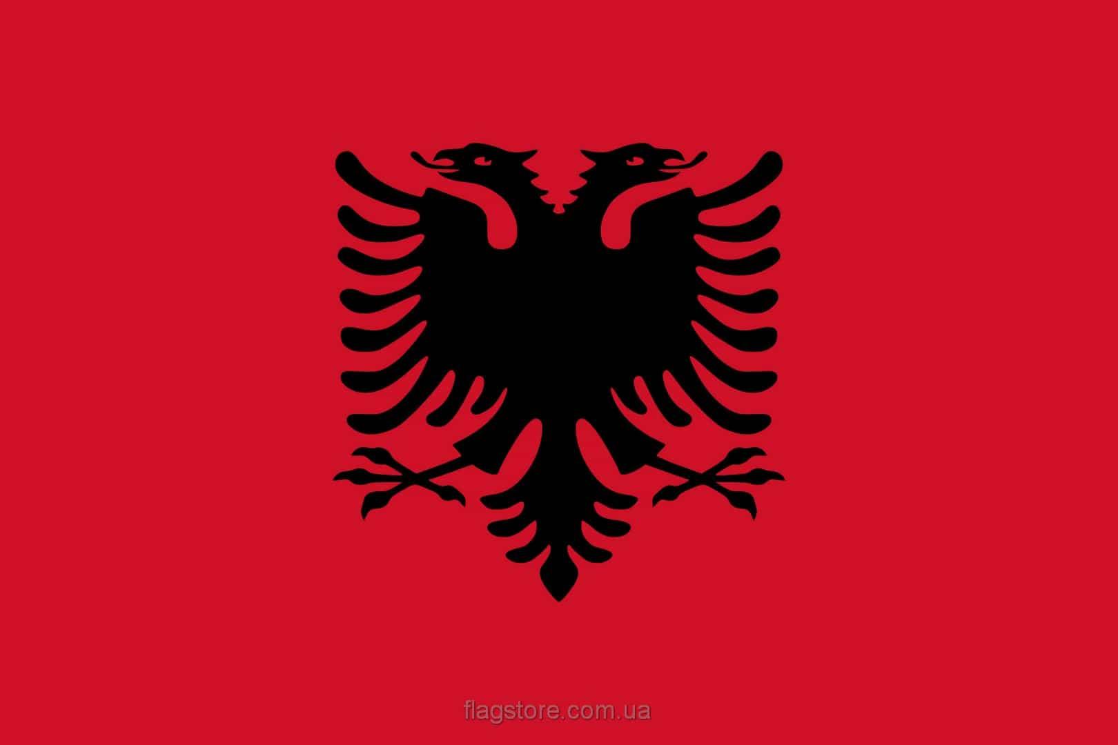 Купить флаг Албании (страны Албания)
