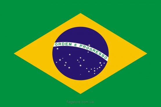 Купити прапор Бразилії (країни Бразилія)