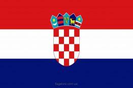 Купити прапор Хорватії (країни Хорватія)