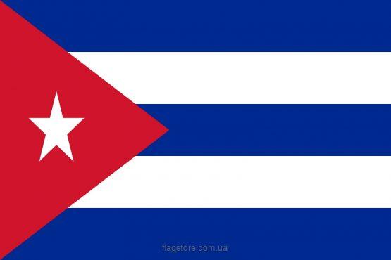 Купити прапор Куби (країни Куба)