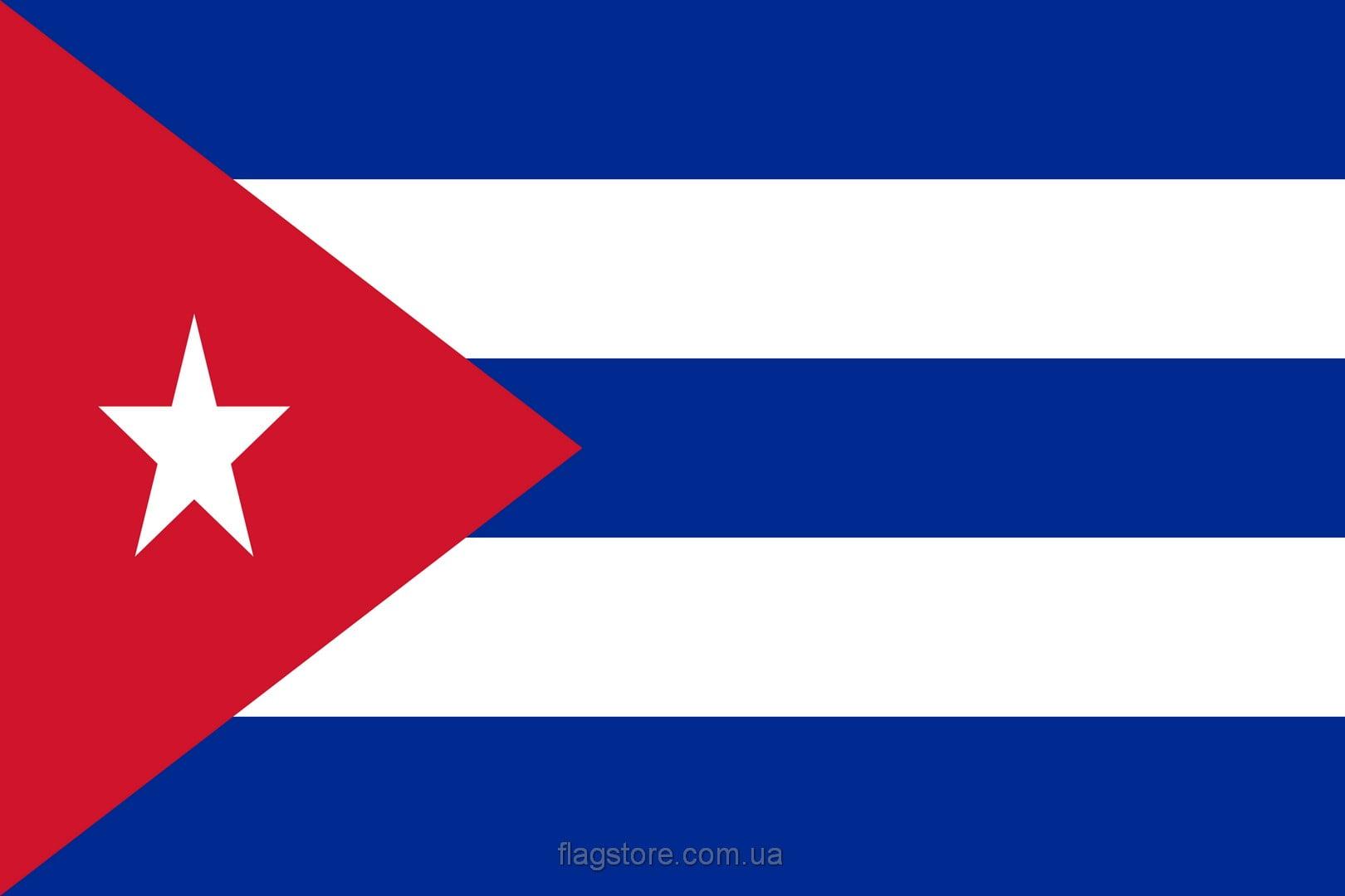 Купить флаг Кубы (страны Куба)