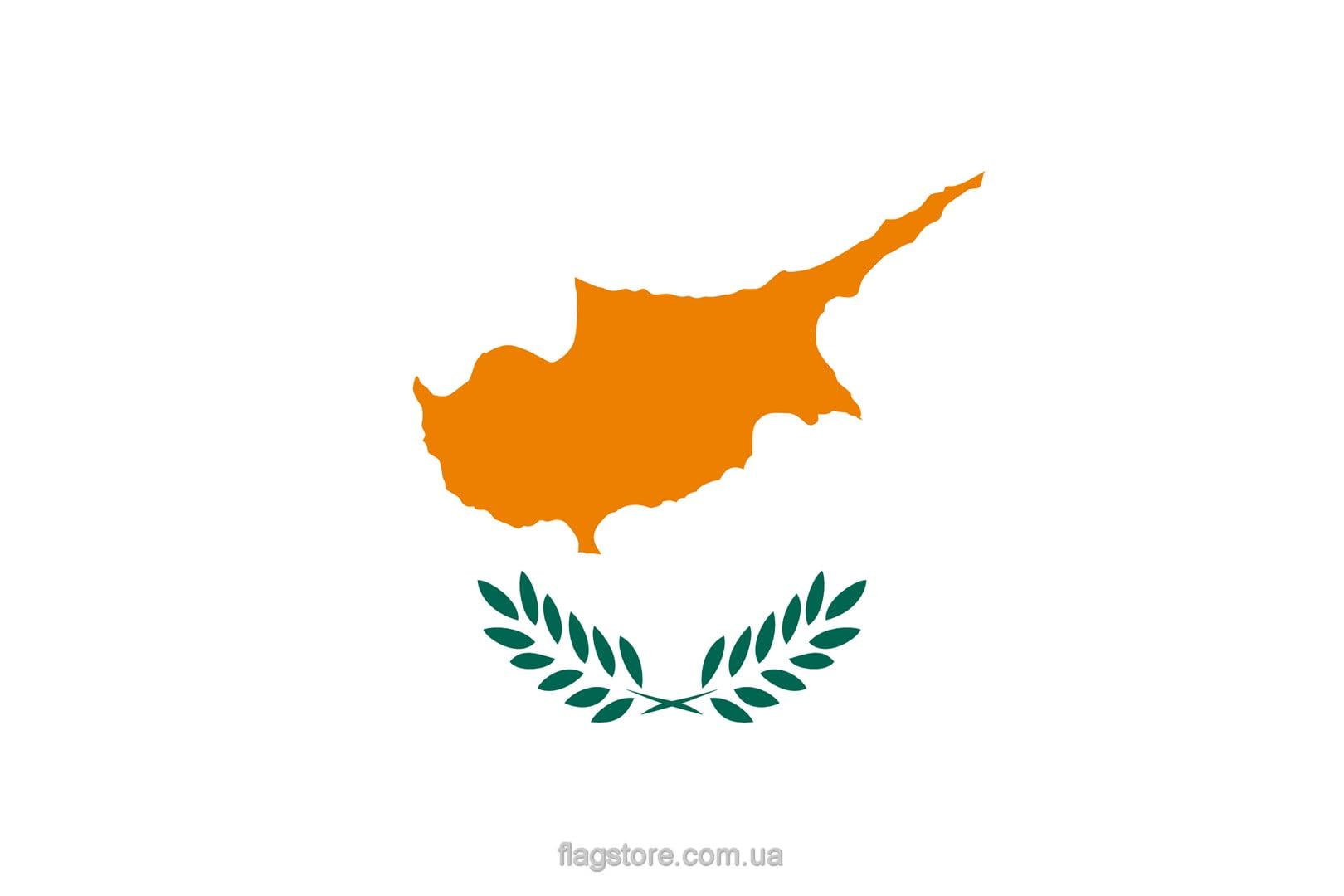 Купить флаг Республики Кипр