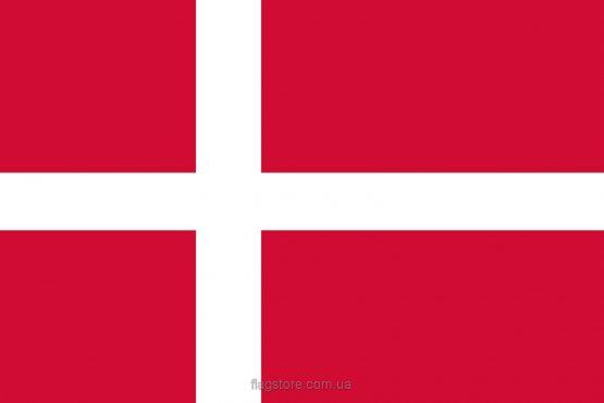 Купити прапор Данії (країни Данія)