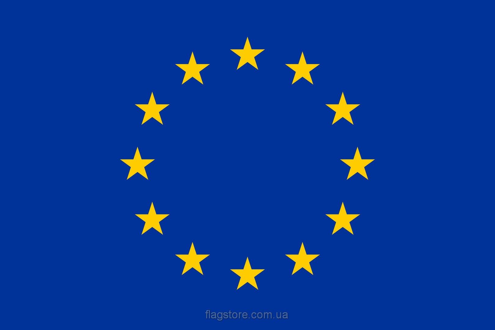 Купить флаг Европейского союза (ЕС)