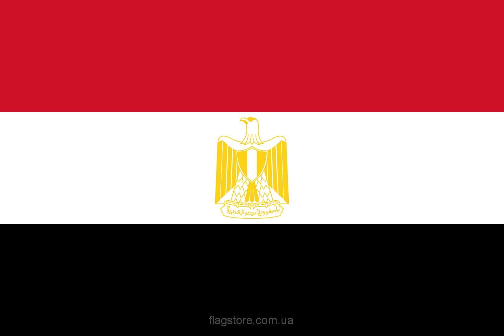 Купить флаг Египта (страны Египет)