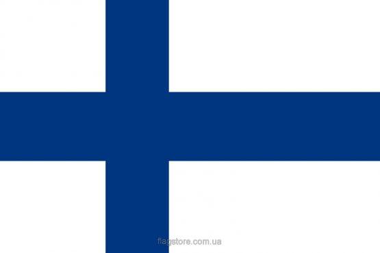 Купити прапор Фінляндії (країни Фінляндія)