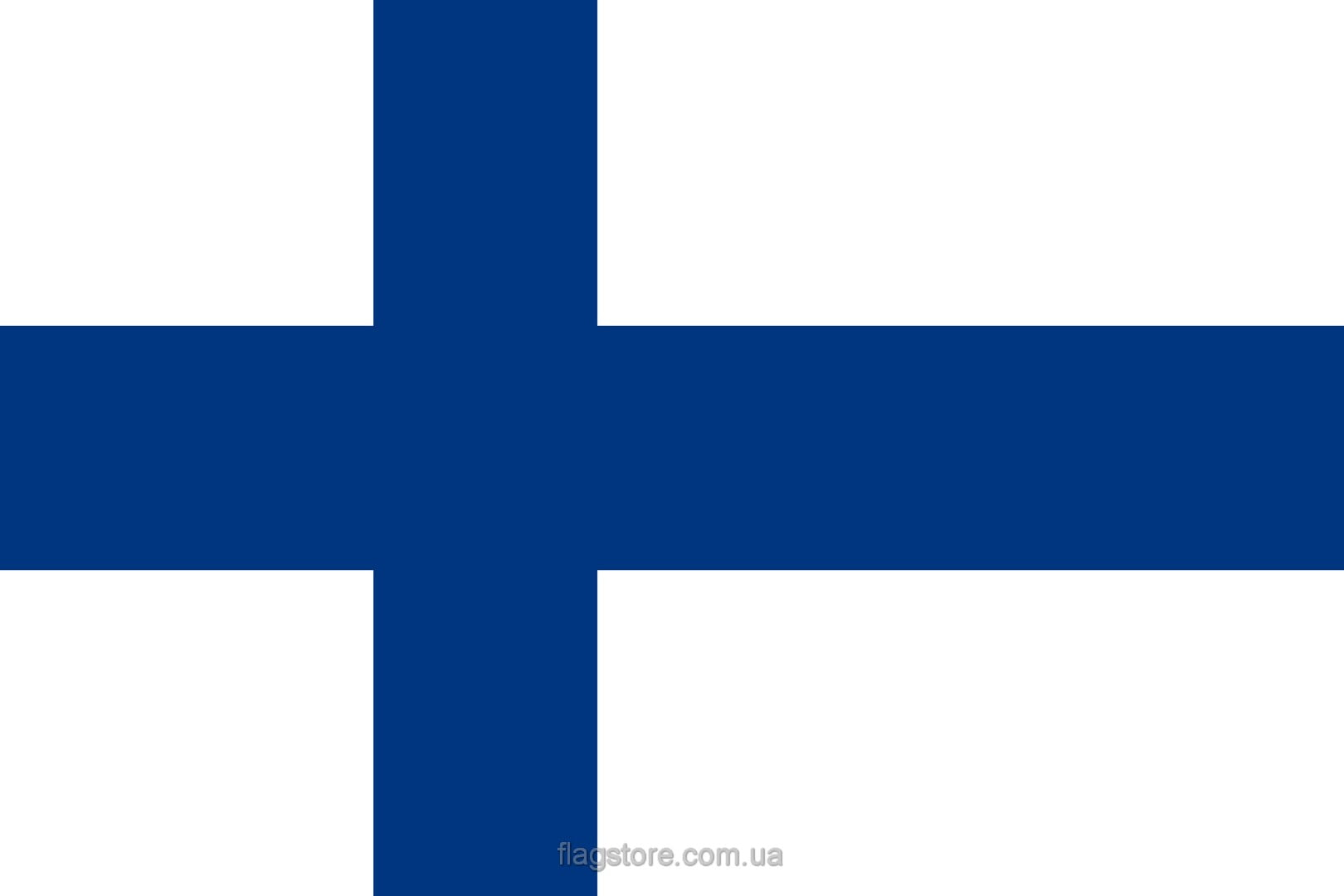 Купить флаг Финляндии (страны Финляндия)