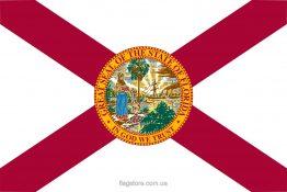 Купити прапор Флориди (штату Флорида)