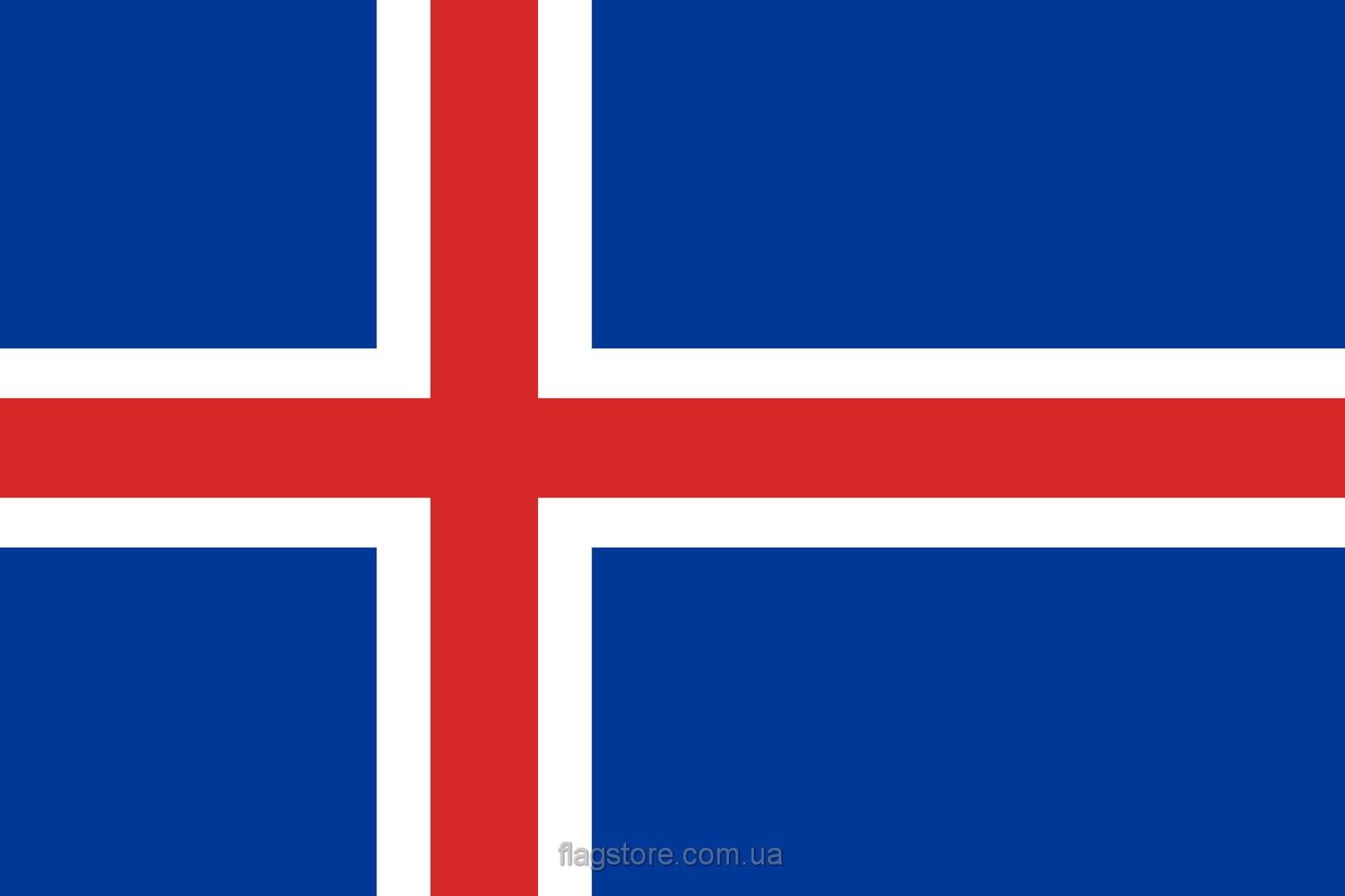 Купить флаг Исландии (страны Исландия)