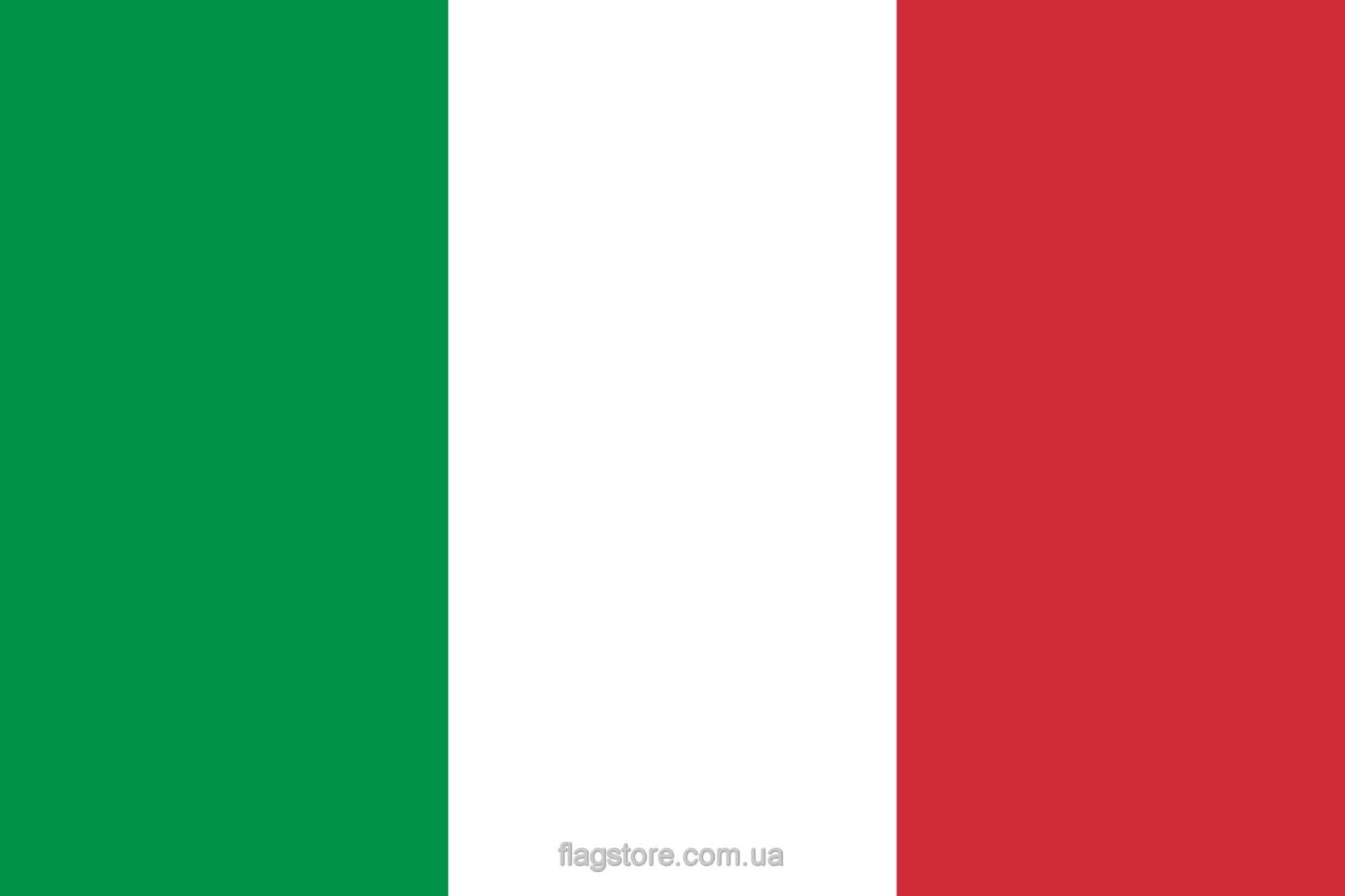 Купить флаг Италии (страны Италия)