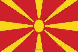 Купити прапор Македонії (країни Македонія)
