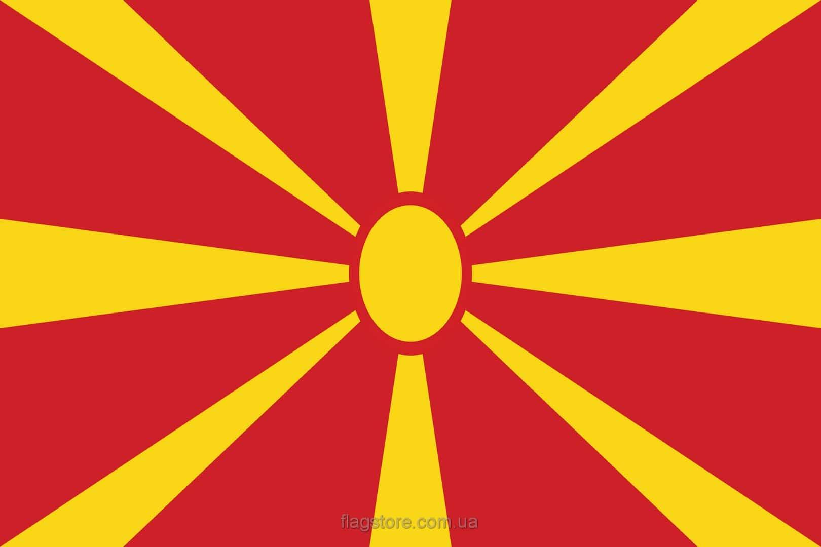 Купить флаг Республики Македонии  (страны Республика Македония)