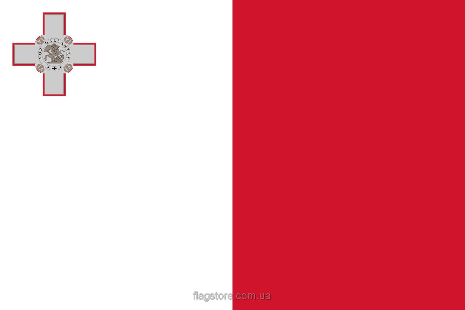 Купить флаг Мальты (страны Мальта)