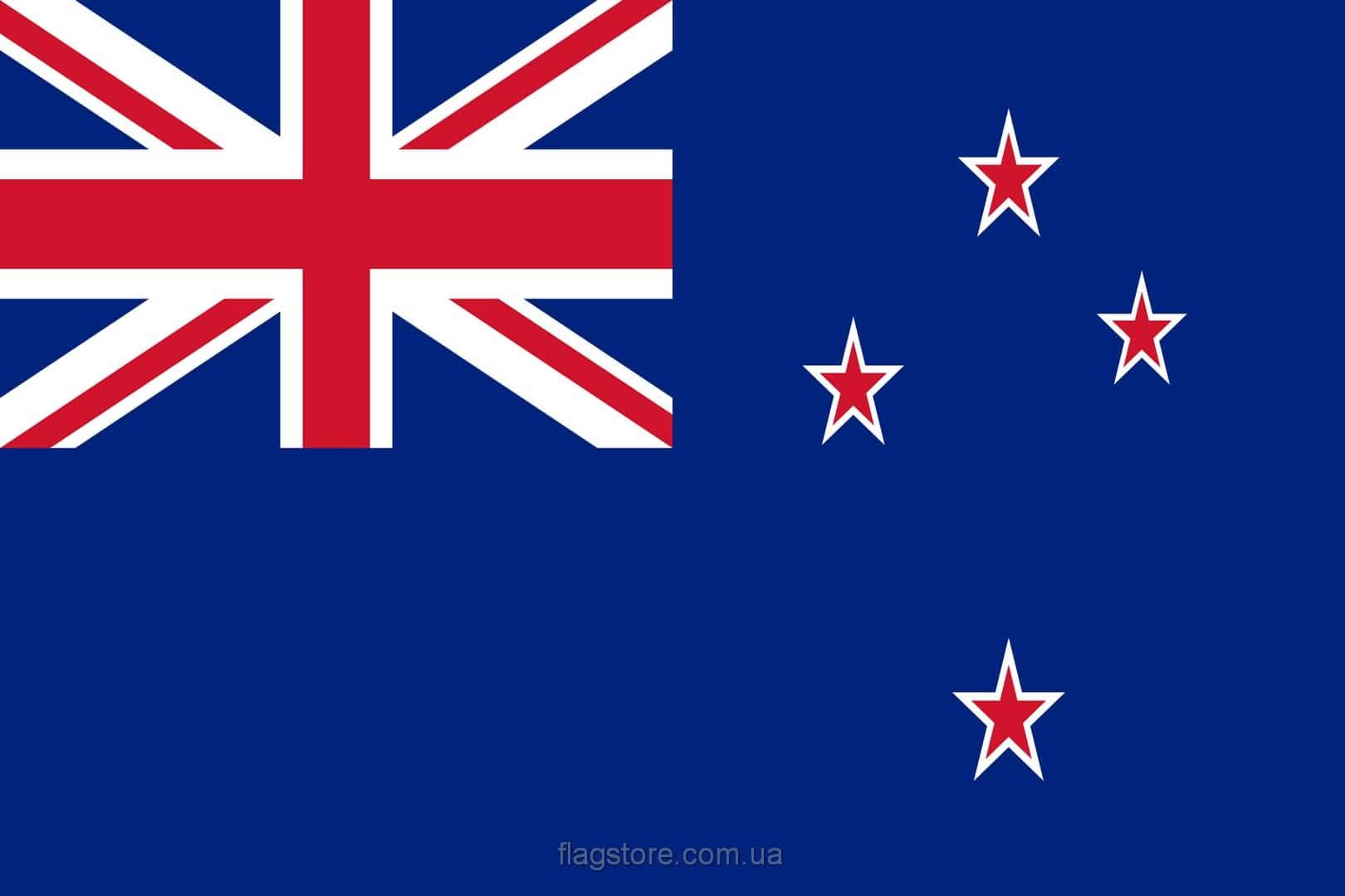 Купить флаг Новой Зеландии (страны Новая Зеландия)