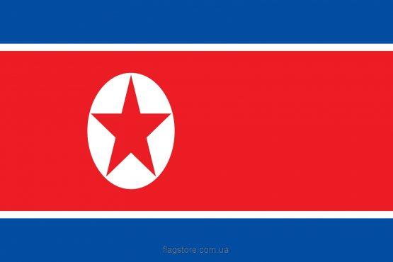 купити прапор Північної Кореї (країни Північна Корея)