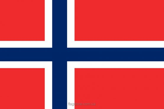 Купити прапор Норвегії (країни Норвегія)