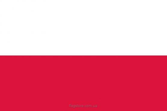 Купити прапор Польщі (країни Польща)