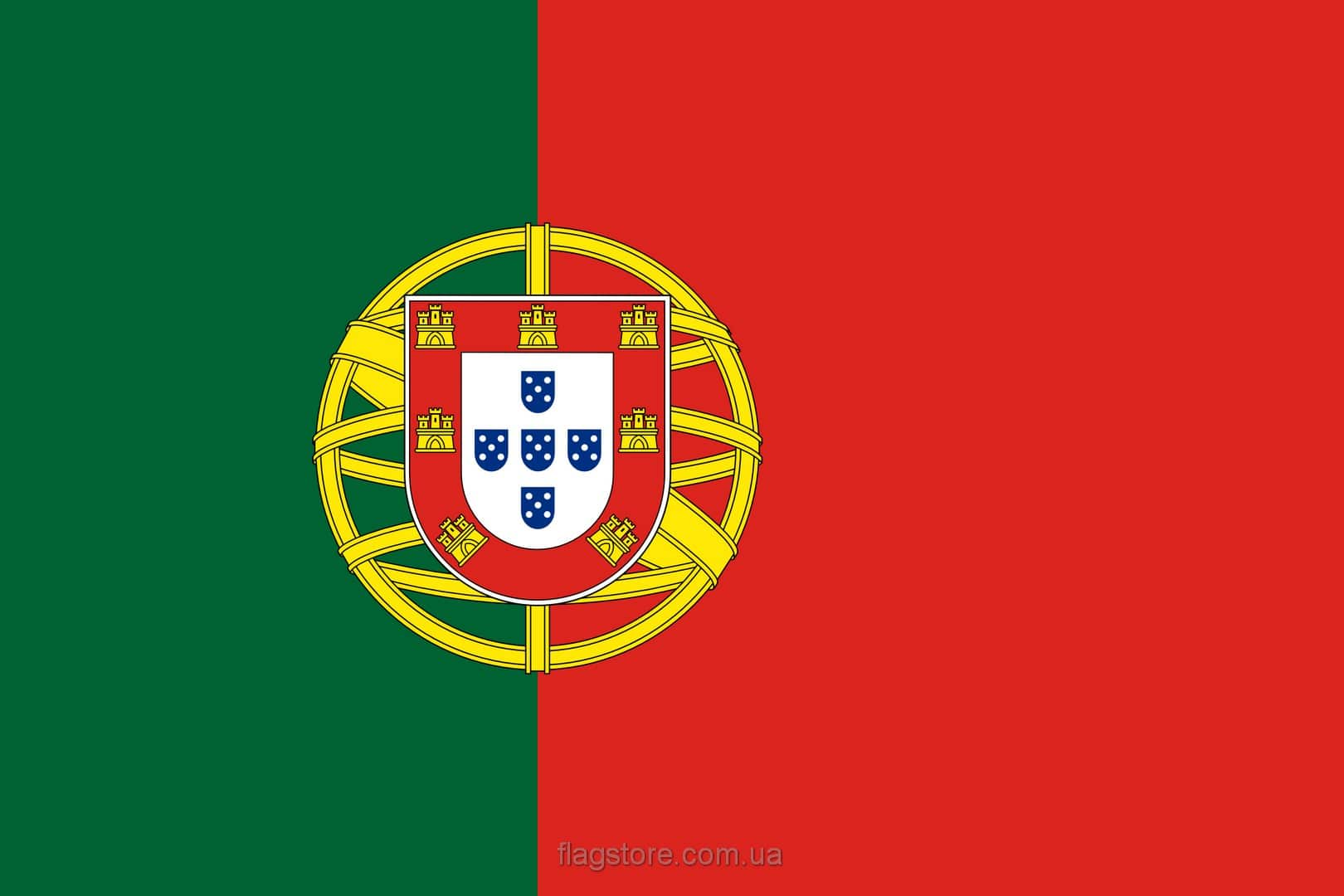 Купить флаг Португалии (страны Португалия)