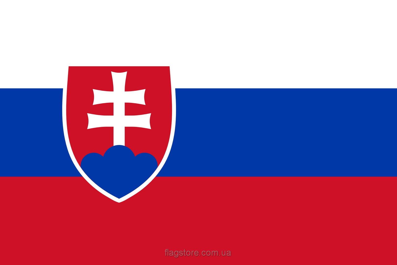Купить флаг Словакии (страны Словакия)