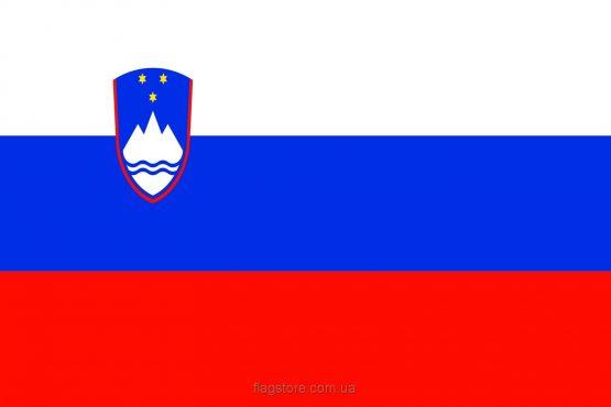 Купити прапор Словенії (країни Словенія)