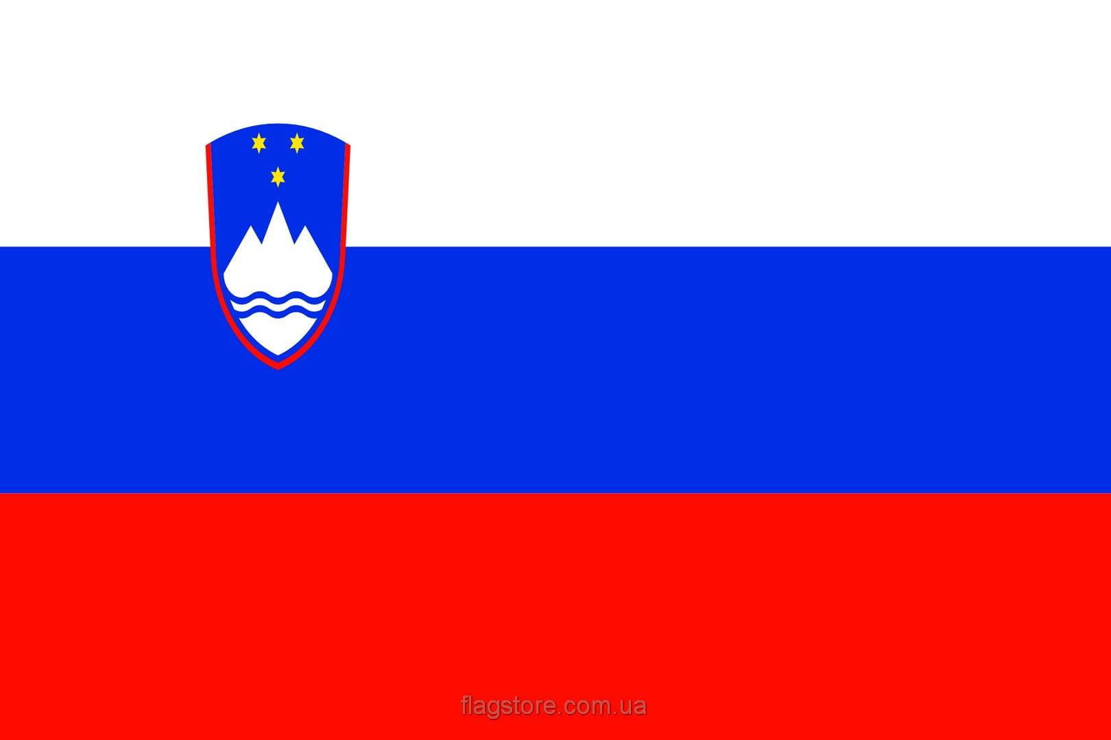 Купить флаг Словении (страны Словения)