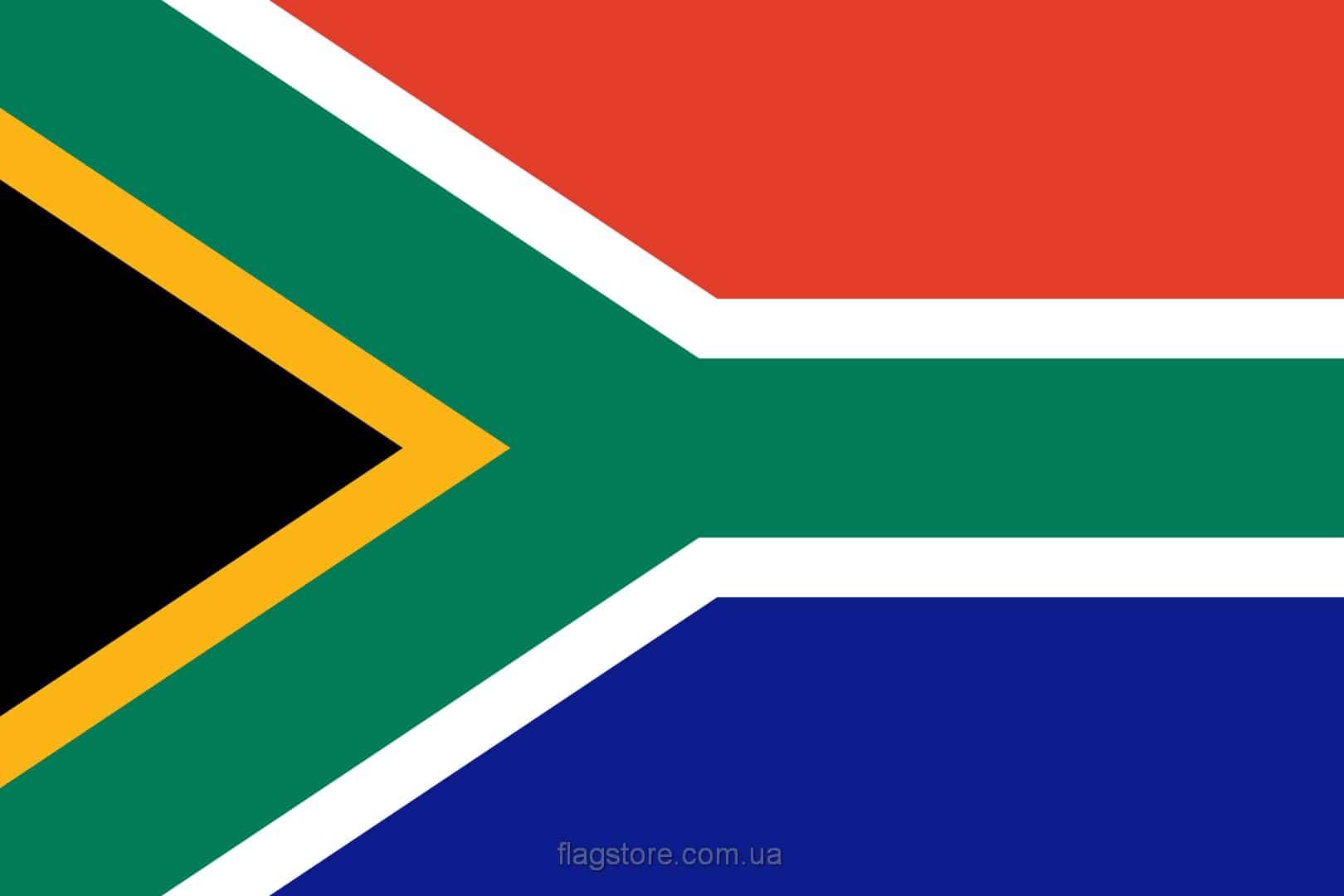 Купить флаг Южной Африки (страны Южно-Африканская Республика)