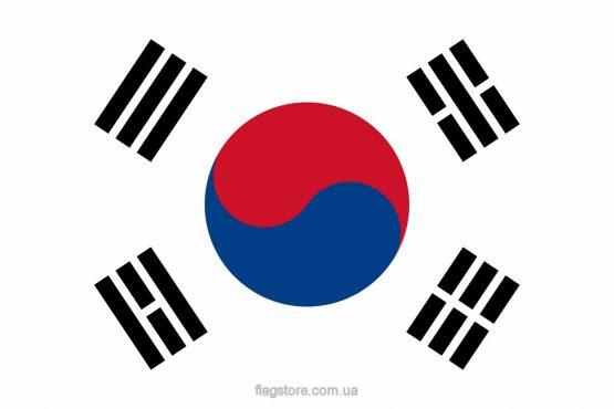 Республика Корея флаг