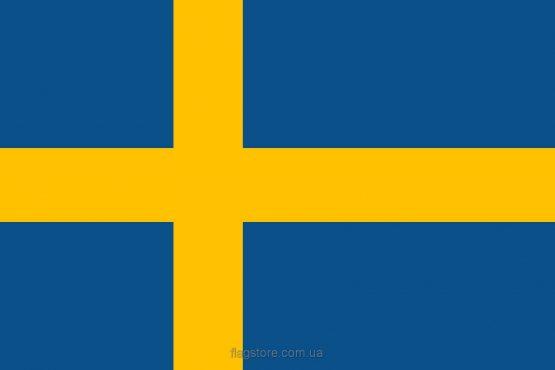 Купити прапор Швеції (країни Швеція)