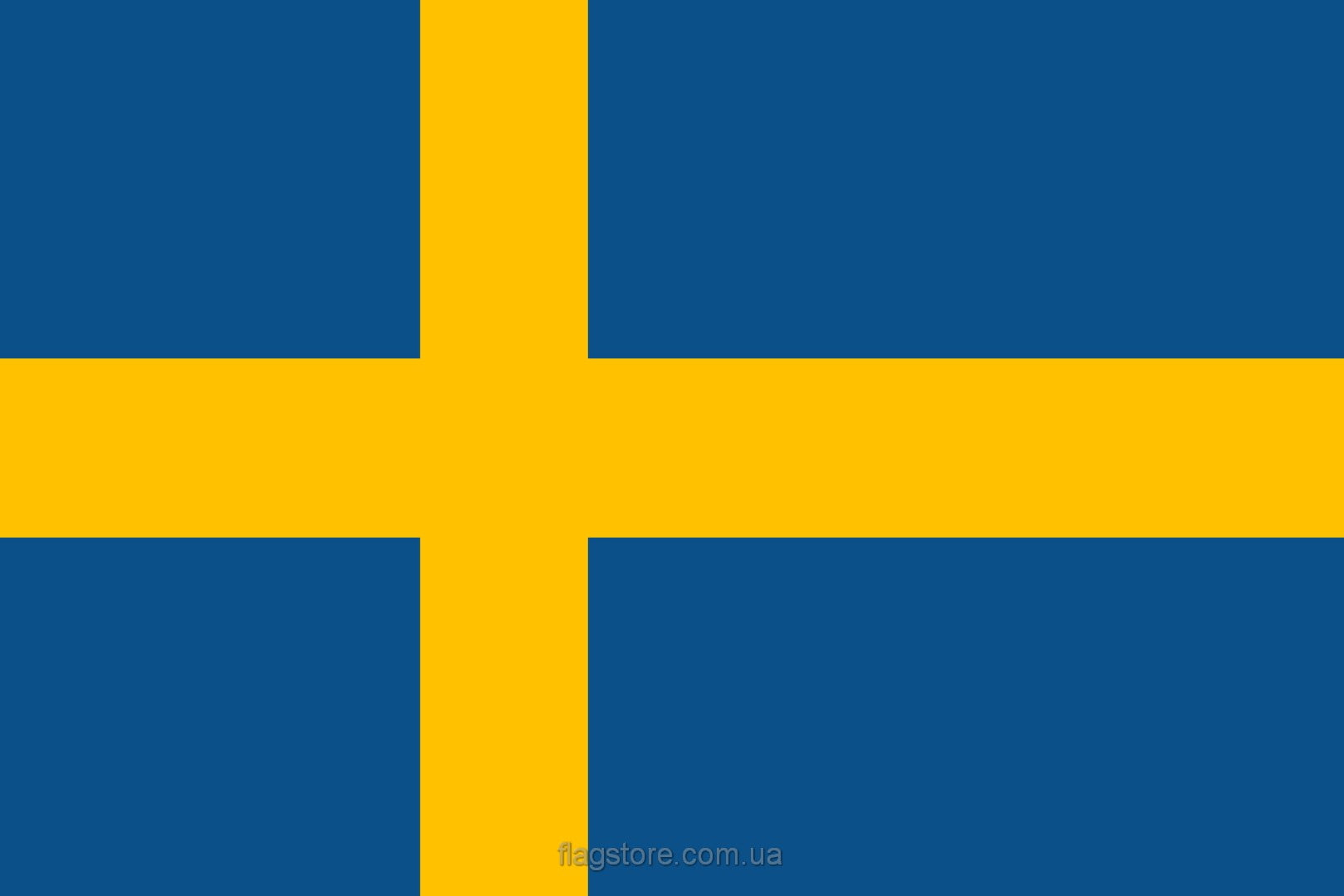 Купить флаг Швеции (страны Швеция)