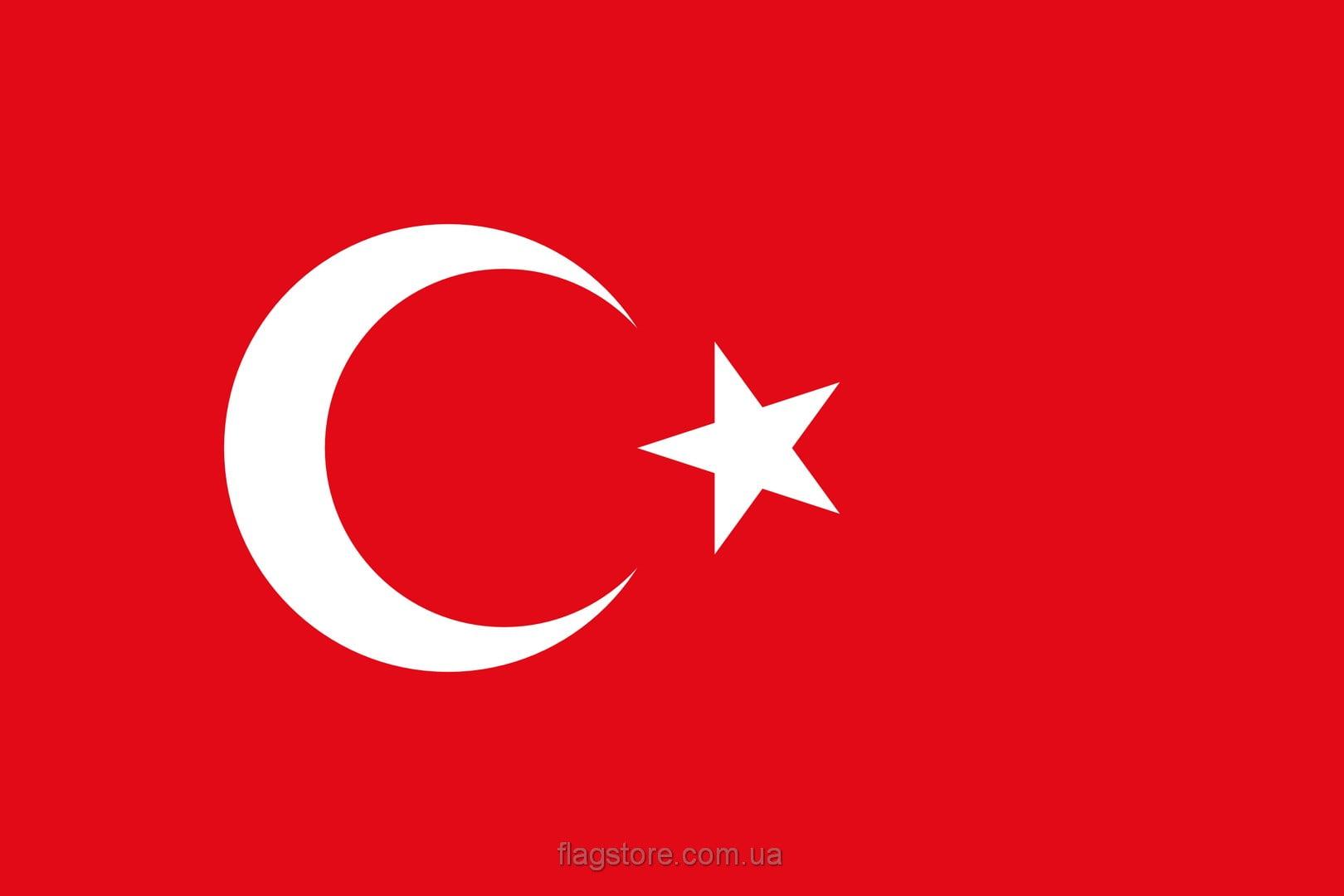 Купить флаг Турции (страны Турция)