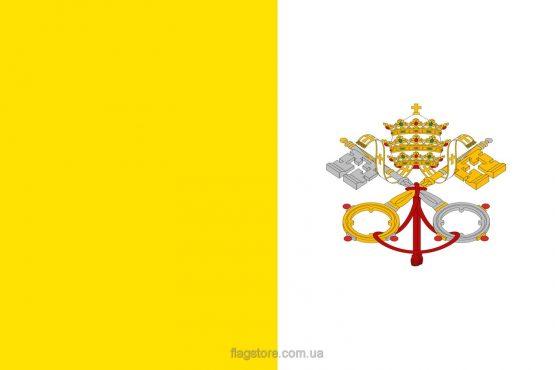 Купити прапор Ватикану (країни Ватикан)