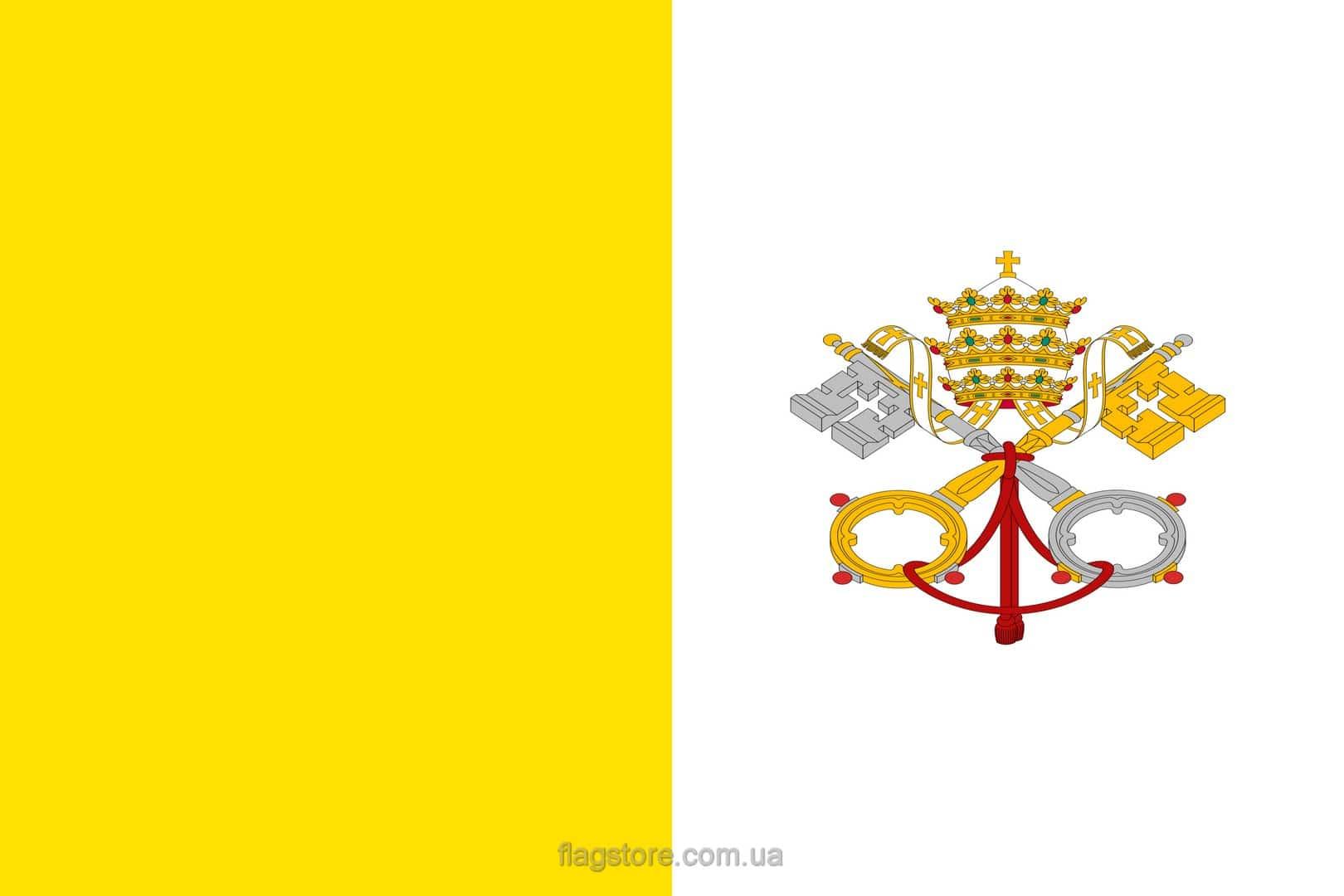 купить Флаг Ватикана (страны Ватикан)