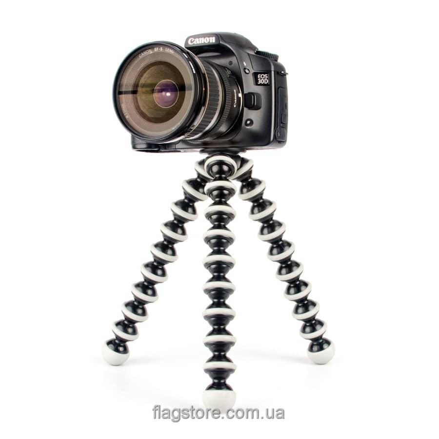 Гибкий штатив GorillaPod для камер до 3 кг (M-3) 7