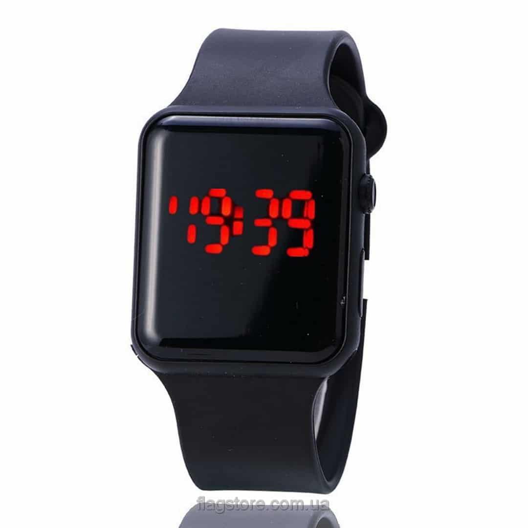 Apple watch черн03