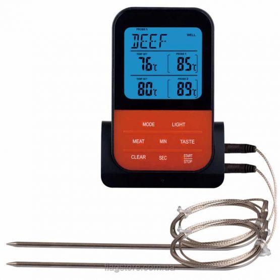 термометр цифровой с выносным щупом