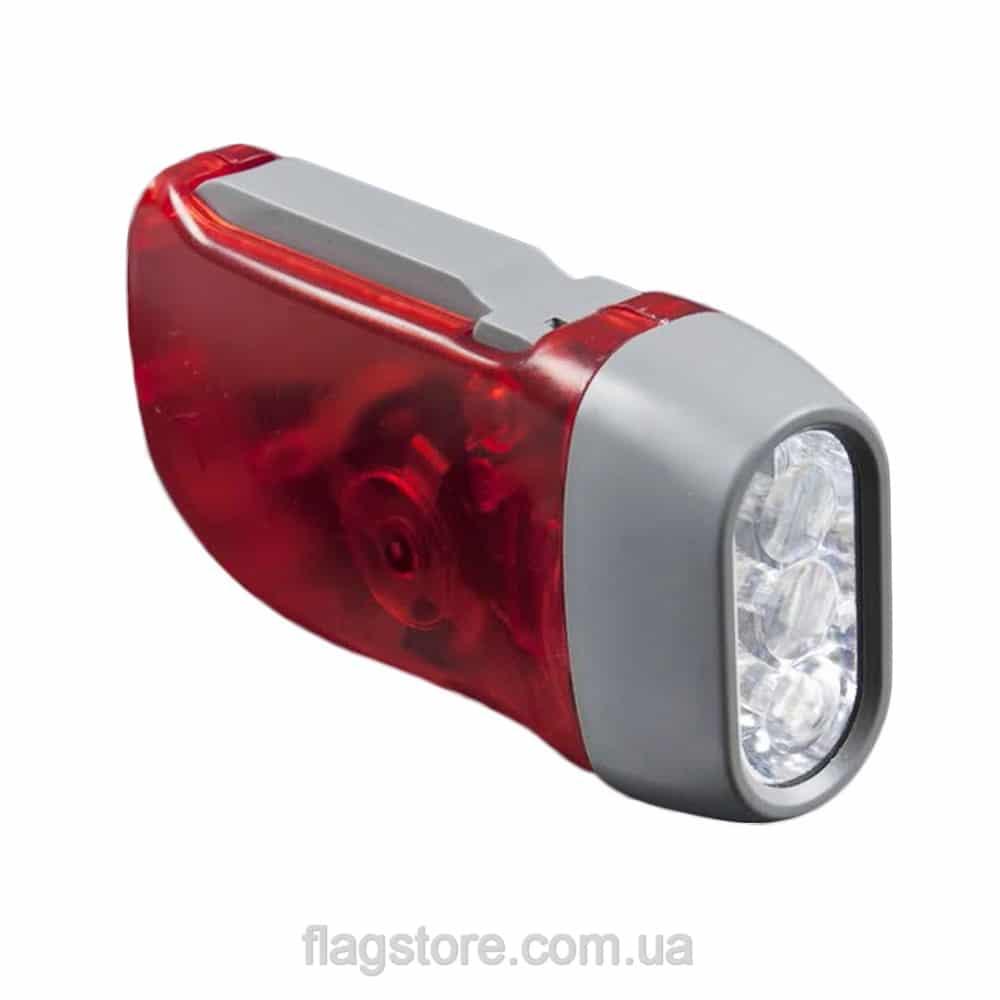 Динамо фонарь 1