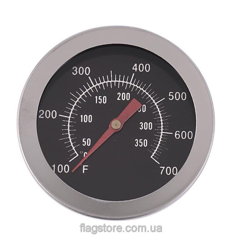 Механический термометр для гриля и коптильни №1 02