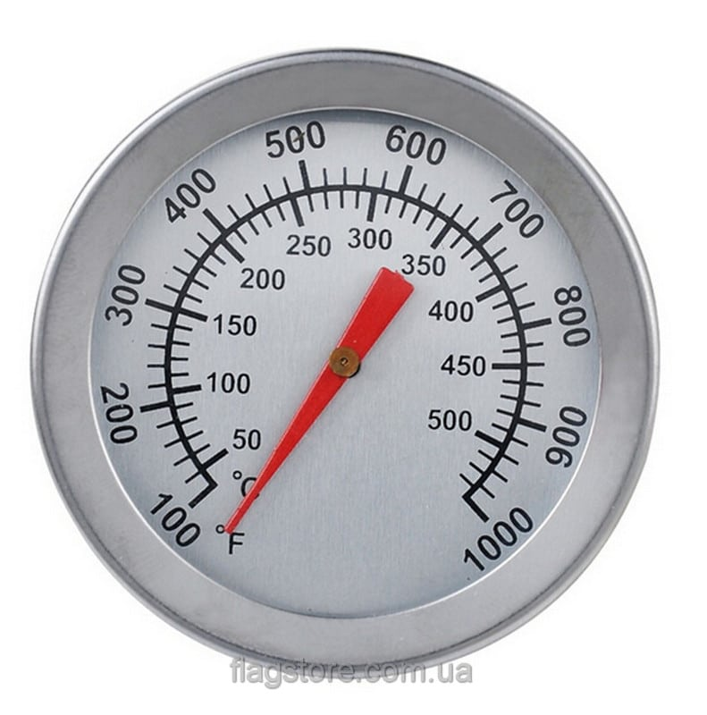 Механический термометр для гриля и коптильни №2 02