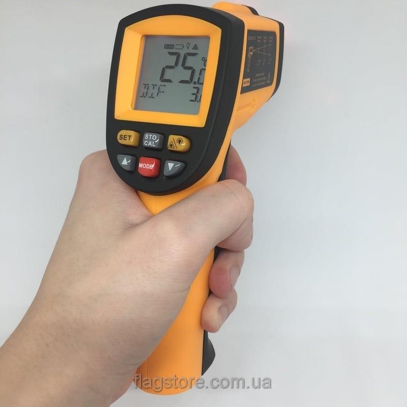 Пирометр GM900 03