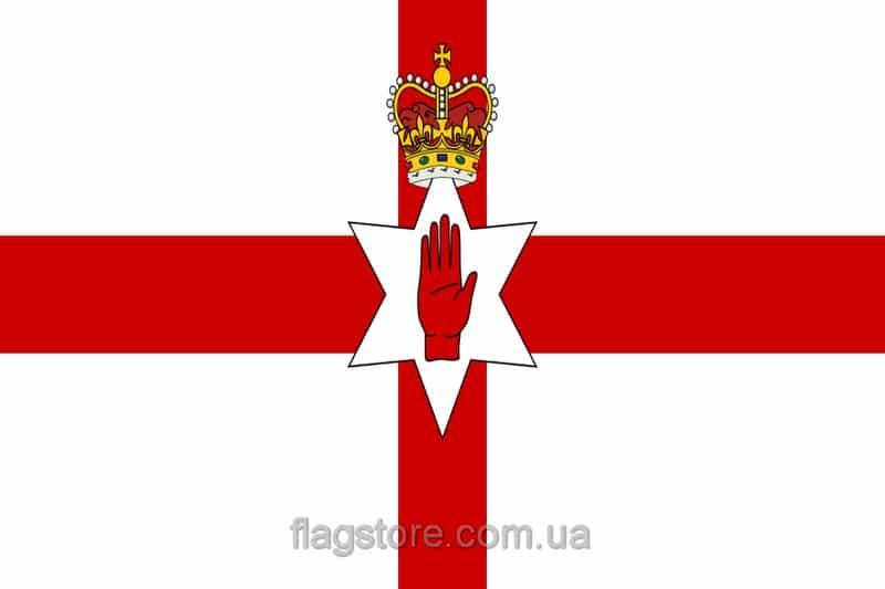 Купить флаг Северной Ирландии