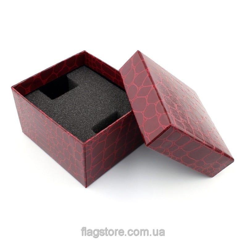 Подарочная коробка для часов «крокодил» 01