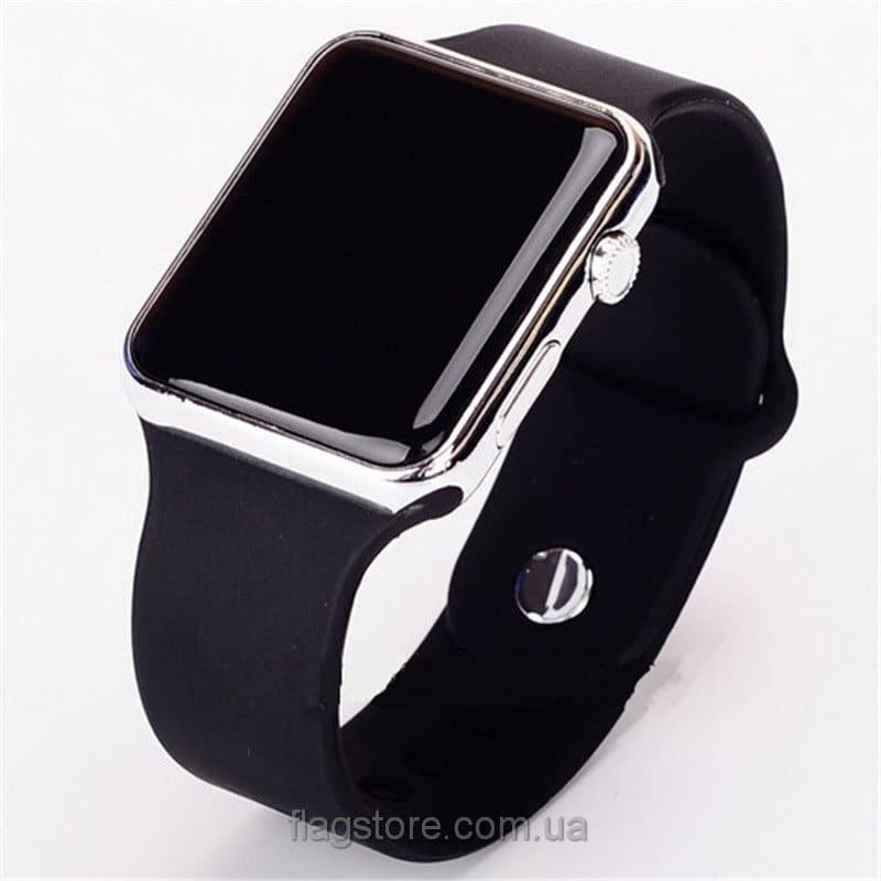 Часы с дизайном Apple Watch (разные цвета) 01