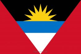 Купити прапор Антигуа і Барбуди (країни Антигуа і Барбуда)