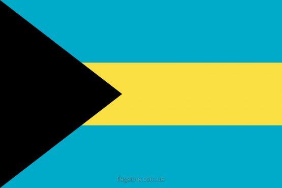 Купити прапор Багамів (країни Багамські Острови)