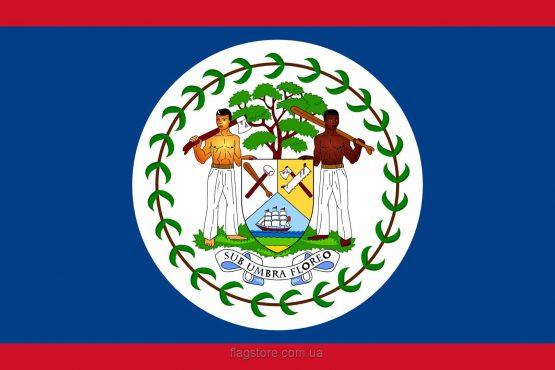 Купити прапор Белізу (країни Беліз)
