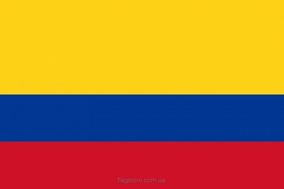 Купити прапор Колумбії (країни Колумбія)